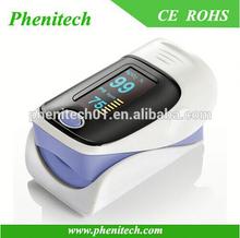 CE approved fingertip pulse oximeter digital oximeter