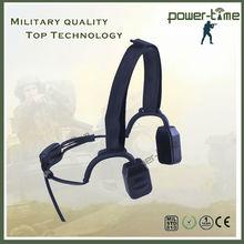 Digital ham radio collins bone head phone for military PTE-570