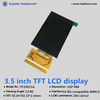 TF35021A 3.5 inches lcd display panel with smart home device