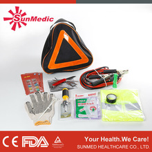 10 in 1 CE FDA approved car first aid emergency repair tool kit