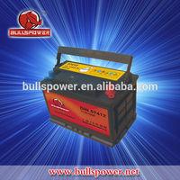 12V 75AH SLI MF Maintenance Free Automotive DIN Standard Car Battery