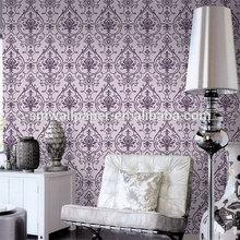 wallpaper adhesives vinyl wallpaper pvc wall coverings for home hotel interior decor design