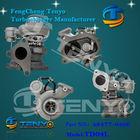 Subaru Forester XT Turbocharger TD04L 49477-04000 14411AA710 EJ255