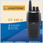 military radios for sale ZASTONE ZT-V180 radio UHF400-470MHz most power walkie talkie