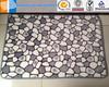 washable water-absorbing anti-slip stone carpet