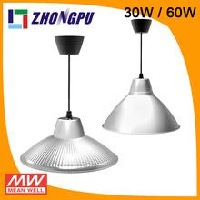 led basketball court light 60w 30w 100w 6000lm SMD3020 120degree IP50 White