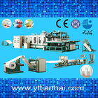 2014 New Disposable Foam Cake Tray Making Machine with CE Standard