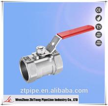1 inch Ball Valve full welded ball valve price reasonable