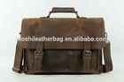 Vintage Genuine Leather Briefcase for Men, Laptop Bag 6295
