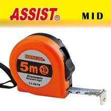 Promotational best popular 5M new abs measuring tape custom pocket tape measure