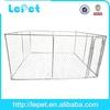 hot sale metal waterproof dog kennel for sale