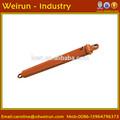 Professional oem simples ação hidráulica cilindro de aço para o braço de escavadeira/loader