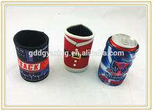 Neoprene Can Cooler, Neoprene Bottle Holder, Portable Cooler Bag