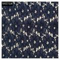 La nueva moda de tela del cordón del diseño oro de la trenza de encaje de guipur telas elegante blusas in lace