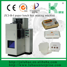 look,, national day discount ppaer fast food box container forming machine