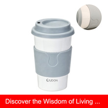 0.36l Portable Coffee mug with lid