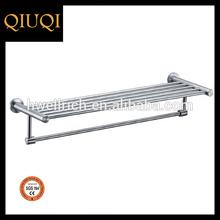 factory direct china metal bathroom shelves bath towel rack