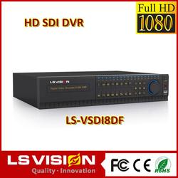 LS VISION h.264 digital dvr dvr home surveillance system 8ch 1080p dvr