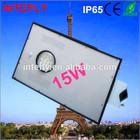 High Tech LED solar light / LED dynamo light / solar led lamp