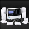 2014 New wireless home security products!German,Spanish,France,Russian,Thai, self defense GSM Alarm System