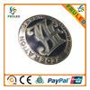 Custom Foreign chrome Electro Plating car chrome badge emblem