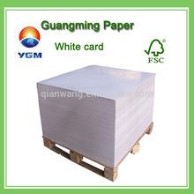 cardboard wholesale birthday card printing paper