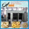Cheap hot air dried fruit process machine /food drying machine