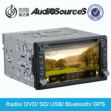 car dvd player for Universal car with GPS navigation touch screen mp4 player wifi