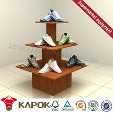 Retail new style wicker shoe rack direct sale