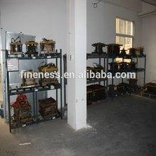 Special antique production line for foil container