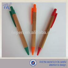 promotional gift bamboo ballpoint pen