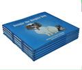 Los niños 3d cartón libro pop-up con lugares de impresión