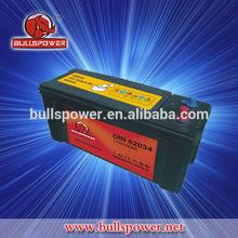 Standard dimensions remote control car batteries for sale MF 12v 120ah
