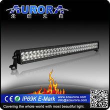 IP69K 30inch dual row light led light bar car usb pen drive with led light