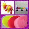 colorful hook & loop tape adjustable custom velcro strap