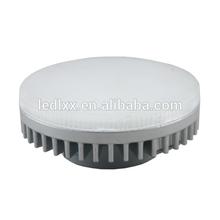 Factory direct supply 8w 220v aluminum LED GX53 cabinet lamp
