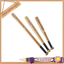 Jieyi factory direct sale wooden kid toy baseball bat,professional sport equipment