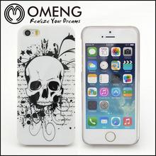 Novel skull designs cell phone case