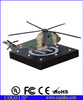 Floating plane model display customized flying helicopter model toy