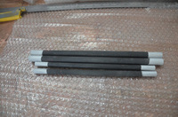Dia.8-54mm Electric Furnace sic Heating Rod