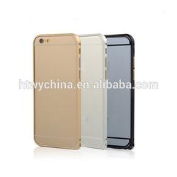 wholesale alibaba Screwless Alumium Bumper High Quality aluminium glasses case For Iphone 6 4.7''