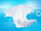 High quality Cheap ultra thin disposable Printed free adult baby diaper sample
