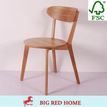 European timber dining chair