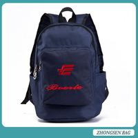 Wholesale hot sale 600D school mochila bag