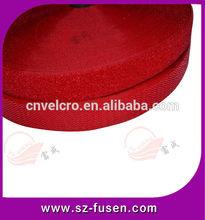 Low price high quality sew on velcro hook loop tape custom velcro strap