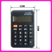 Promotional gift calculator SLD-210N & desktop Mini plastic Calculator
