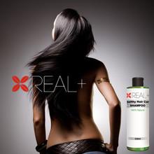 REAL PLUS hair growth shampoo anti hair loss best herbal formula shampoo products