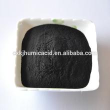 Mineral Source Humic Acid Organic Fertilizer For Farming Black Golden