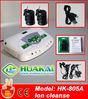 Hot sale classics dual LCD digital tube display (HK-805A )with Mp3 detox foot spa