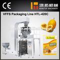 excelente máquina para embalagem de polpas de frutas